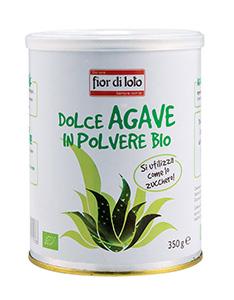 dolce agave in polvere