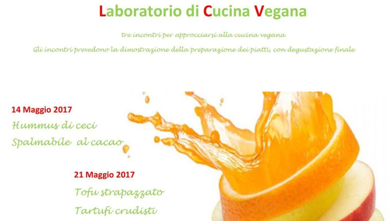Laboratorio di Cucina Vegana con Vegallegri