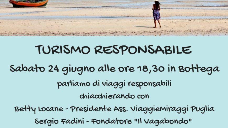 Turismo Responsabile, ne parliamo in Bottega